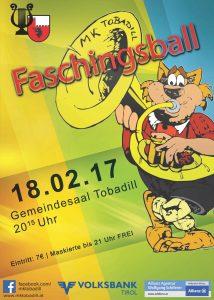 30. Faschingsball @ Gemeindesaal Tobadill | Tobadill | Tyrol | Österreich