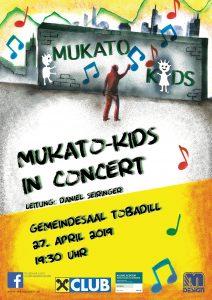 MUKATO Kids in concert 2019 @ Gemeindesaal Tobadill | Tobadill | Tirol | Österreich