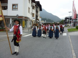 Zeltfest St. Anton