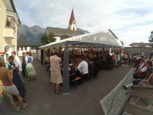 Tobadiller Kirchtag @ Kirchplatz Tobadill