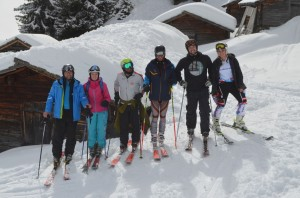 Skiclubrennen in Kappl