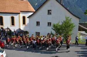 Fronleichnam-Prozession 2019