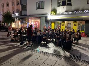 Sommerkonzert Schrofenstein 2021